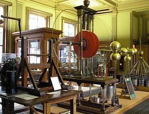 Martin van Marum - Martinus van Marum's electrostatic generator at Teylers Museum
