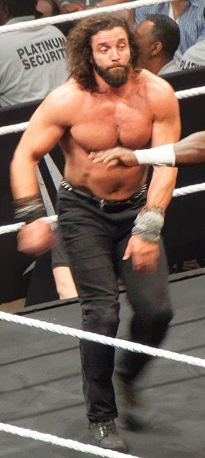 Elias (wrestler) - Elias in April 2016