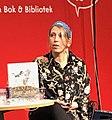 Elisabeth Widmark på Bokmässan 2018.jpg