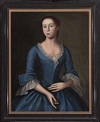Elizabeth Storer (Mrs. Isaac Smith)
