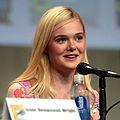 Elle Fanning, The Boxtrolls, 2014 Comic-Con 1 (crop).jpg