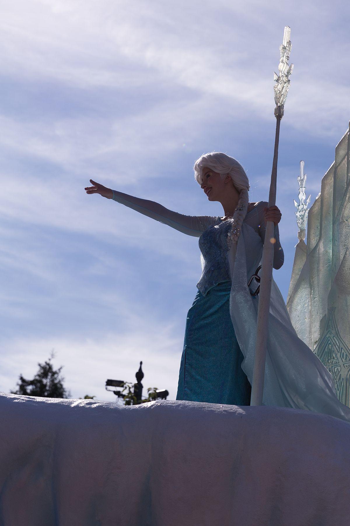 Elsa Disney  Wikipedia la enciclopedia libre