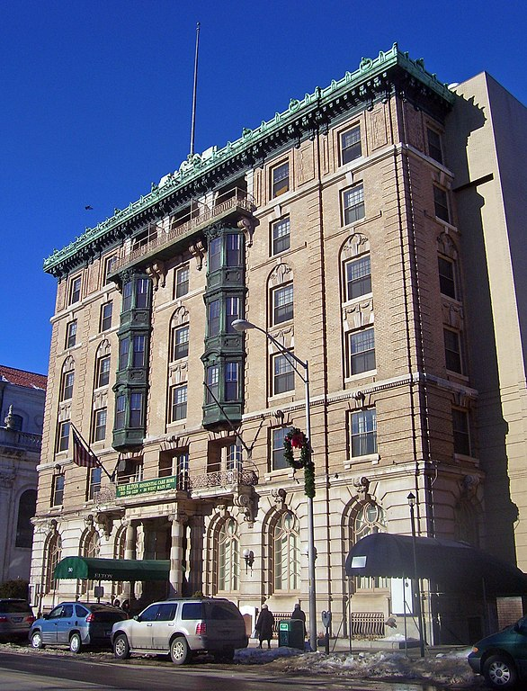 File elton hotel waterbury wikipedia for The waterbury