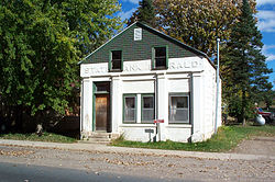 Former bank in Emerald