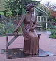 Emily Wilding Davison Statue Morpeth (cropped).jpg