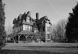 Emlen Physick Estate - Emlen Physick Mansion