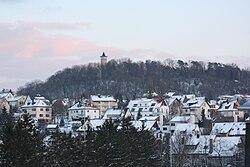 Engelberg in winter