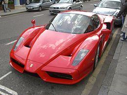 Ferrari P4 5 >> フェラーリ・エンツォフェラーリ - Wikipedia