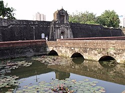 Entrance of Fort Santiago, Intramuros, Manila - panoramio.jpg