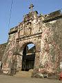 Entrance of Nani Daman Fort in Daman.jpg
