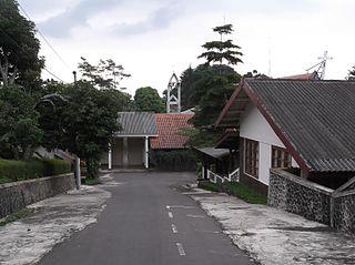 Rawaseneng Monastery Trappist monastery in Temanggung, Indonesia