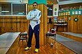 Epee fencer Agapitos Papadimitriou.jpg