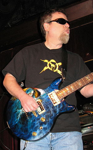 Eric Bloom - Eric Bloom in New York, January 2007