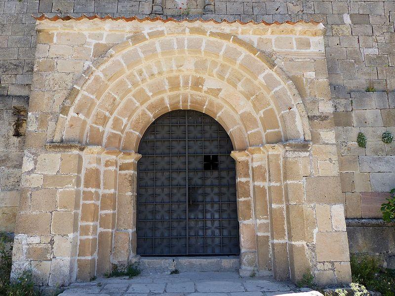Ermita de San Frutos of Carrascal del Río, Provincia de Segovia, 2016 03.jpg