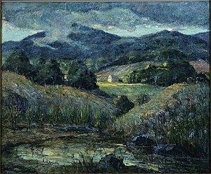 Ernest Lawson - Ernest Lawson - Approaching Storm