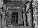 Ernest Wadsworth Longfellow - Interior of Temple of Rameses II at Abu-Simbel - RES.17.94 - Museum of Fine Arts.jpg
