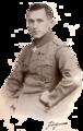 Ernst Jünger in First World War uniform from Storm of Steel 1922.png