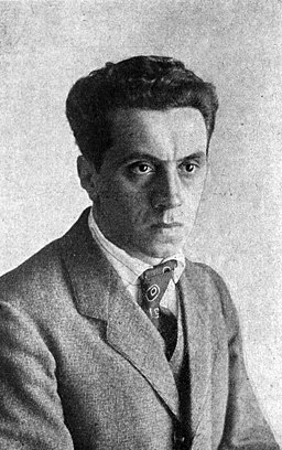 Ernst Toller 1923