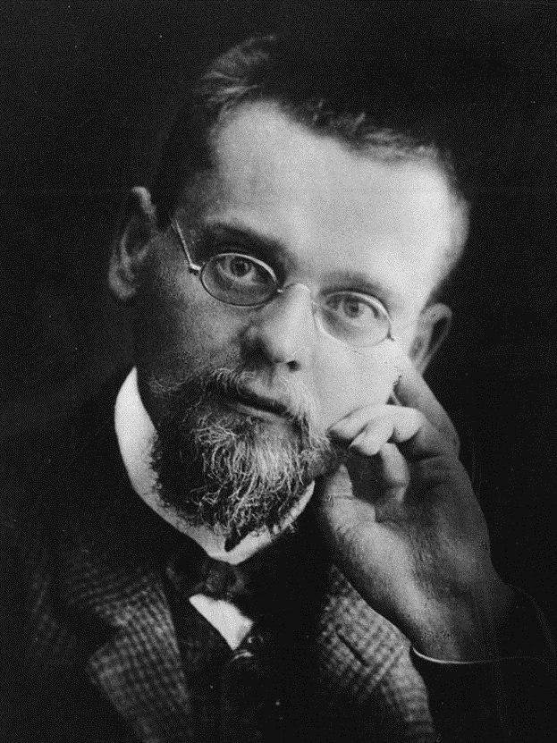 Ernst Zermelo 1900s
