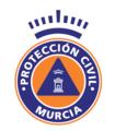 Escudo oficial de Protección Civil de Murcia.png
