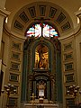 España - Madrid - Iglesia Parroquial de San Sebastián - Obras 003.JPG