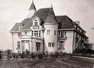 C. K. G. Billings - Tryon Hall, the Manhattan estate of C.K.G. Billings