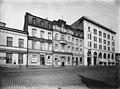 Eteläranta 16,18, 20. Eteläranta 18 talon suunnitellut Valter Thomé, 1909 - N25242 (hkm.HKMS000005-km003005).jpg