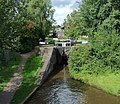 Etruria Lock No 39, Stoke-on-Trent - geograph.org.uk - 1599796.jpg