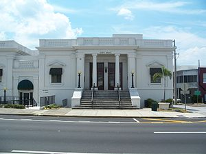 Eustis, Florida - City hall