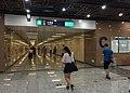 Exit C interface of Wenyanglu Station (20170807195948).jpg