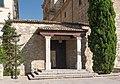 Exit door of Monastery San Hieronimo, Granada, Andalusia, Spain.jpg