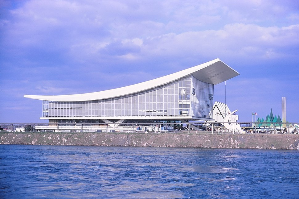 Expo 67, pavillon de l%27URSS