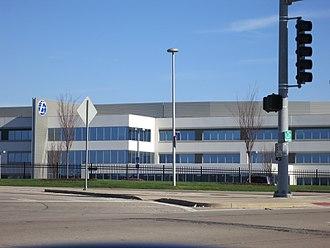 Express Scripts - Express Scripts headquarters in April 2013
