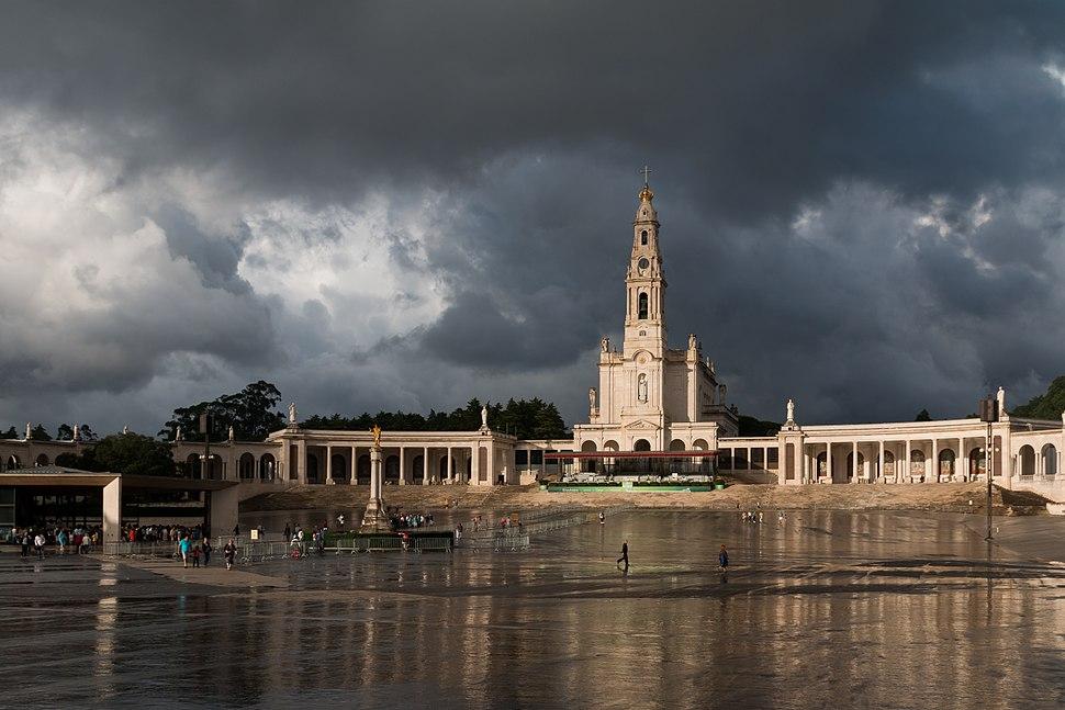 Fátima-Santuário de Nossa Senhora do Rosário-20140914