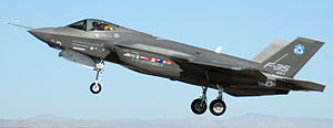 Thrust (Transformers) - The F-35 Lightning jet