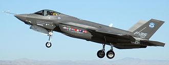 Thrust (Transformers) - The F-35 Lightning jet