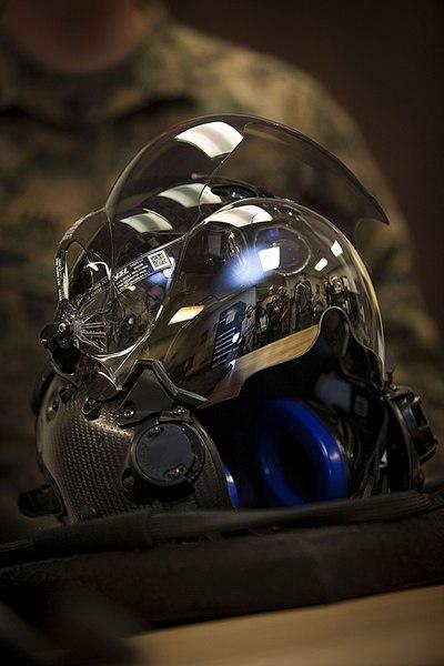 File:F-35 pilot helmet.jpg