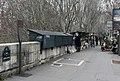 F3154 Paris IV quai hotel de ville borne historique rwk.jpg