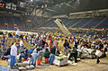 FEMA - 40446 - Residents and volunteers sand bagging at the Fargodome in Fargo, ND.jpg