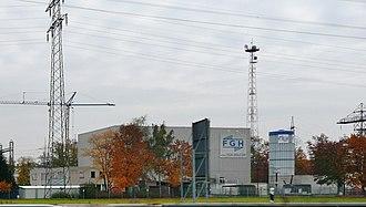 Centro Elettrotecnico Sperimentale Italiano - FGH facility in Mannheim