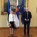 FM Keit Pentus-Rosimannus met with Foreign Minister of Finland Erkki Tuomioja in Helsinki (10.04.2015) (16911894529).jpg