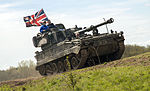 FV101 Scorpion tank - Abingdon Air & Country Show 2016.jpg