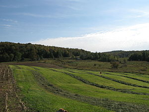 Fairfield, Vermont - Countryside in Fairfield