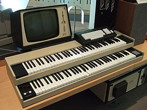 Synthesizer - The Fairlight CMI of the late 1970s-early 1980s.