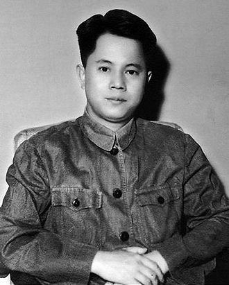 Fang Yi - Fang Yi in the early 1940s