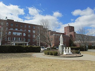 North Providence, Rhode Island - Fatima Hospital