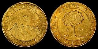 Central American Republic real