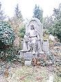 Fekete család síremléke (Merkly Ferenc, 1928), Szent Márton utcai temető, Szombathely, Hungary - panoramio (24).jpg