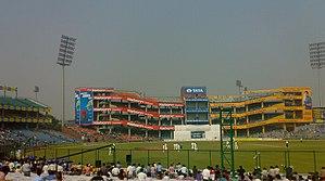 Delhi cricket team - Image: Feroz Shah Kotla Cricket Stadium, Delhi