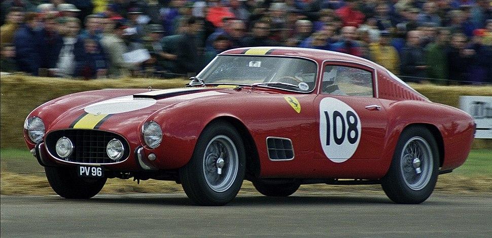 """Ferrari 250 GT LWB Berlinetta Scaglietti TdF - """"PV 96"""" - 1997 GOODWOOD FESTIVAL OF SPEED (15660232918)"""